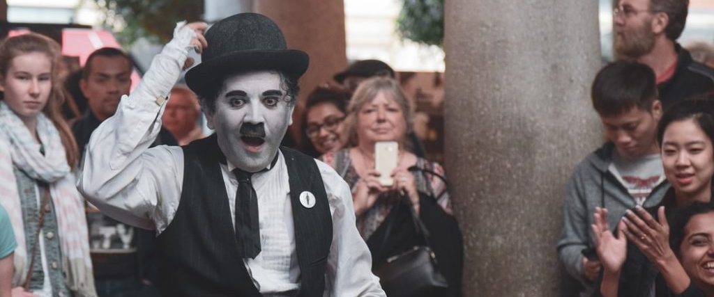 a new Chaplin for a new era